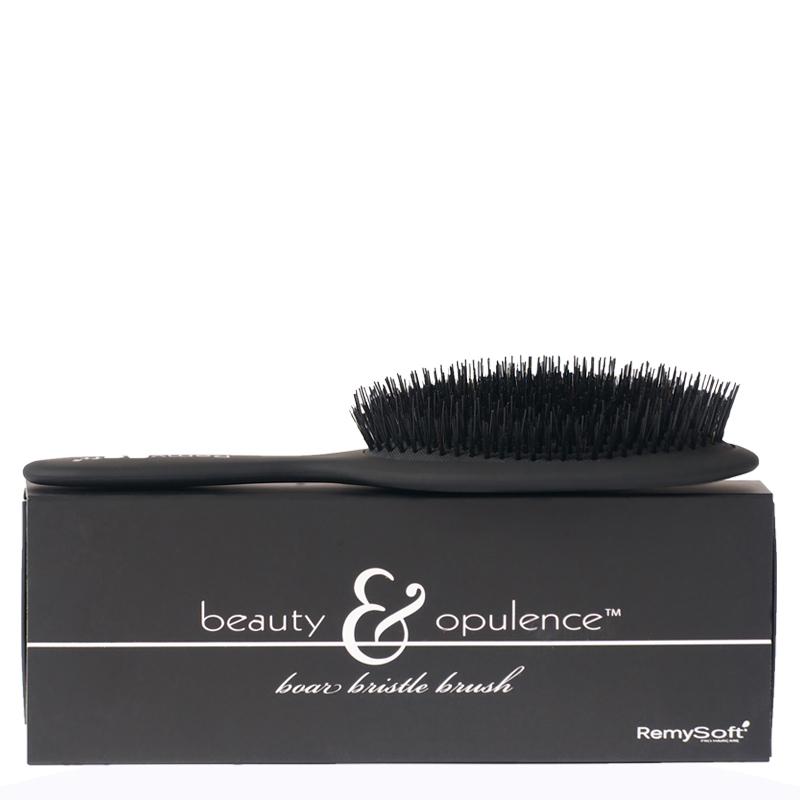 Beauty Opulence Boar Bristle Brush By Remysoft