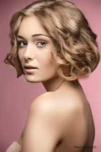Keep curls looking great with leave in conditioner.