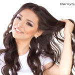 During winter, use hair products for remy hair.