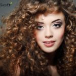 Curly hair requires sulfate free shampoo and conditioner.